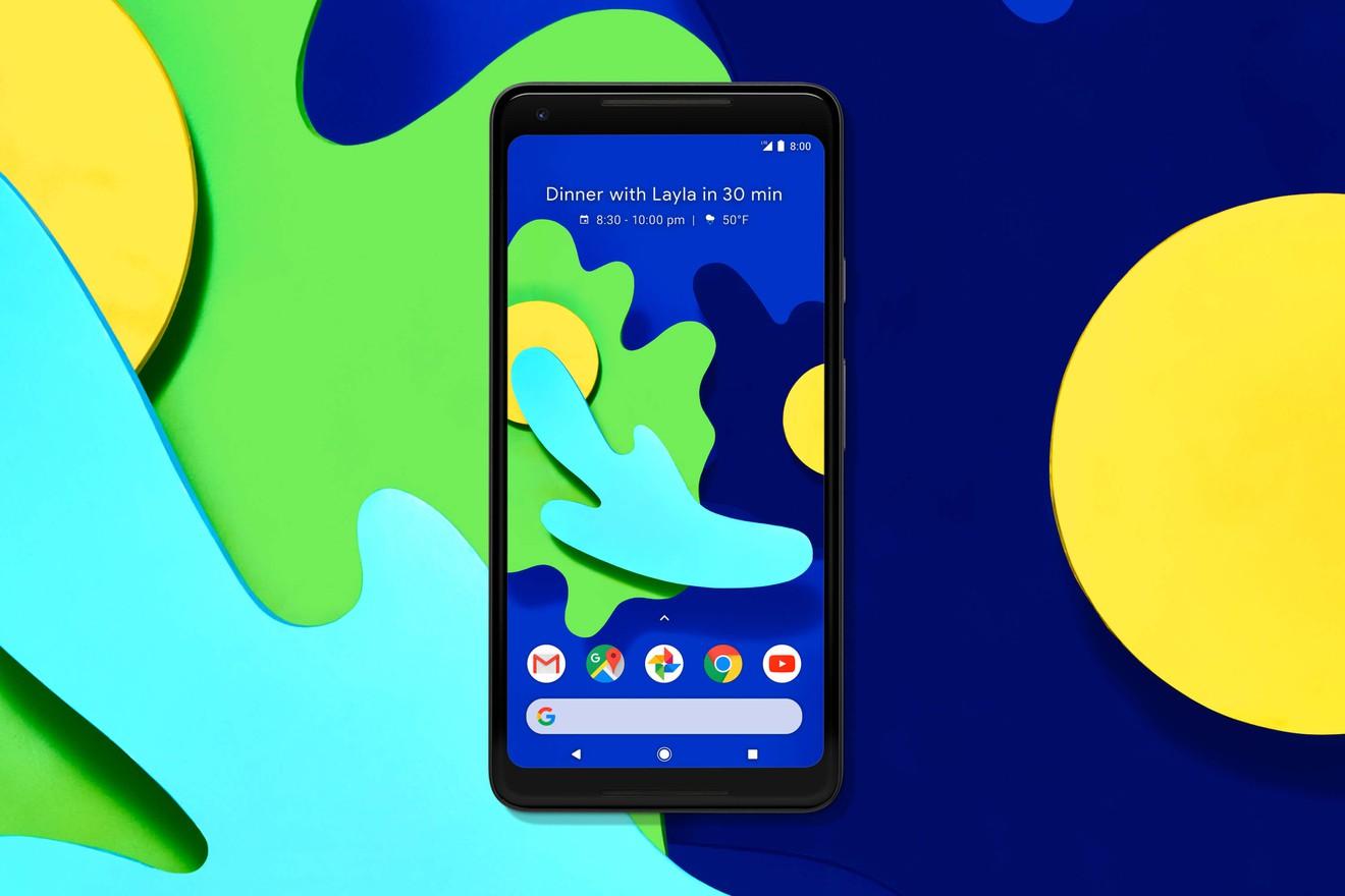 Google Pixel 2 Wade And Leta