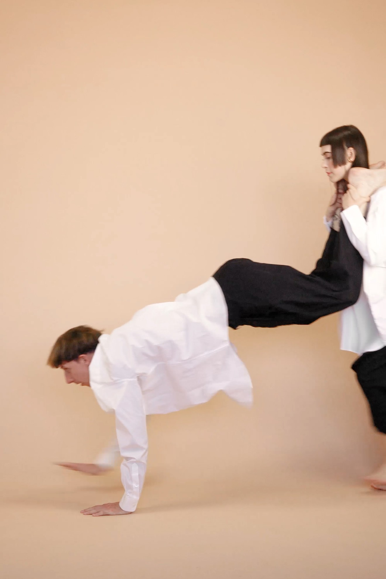 Beige Wheelbarrow Wade