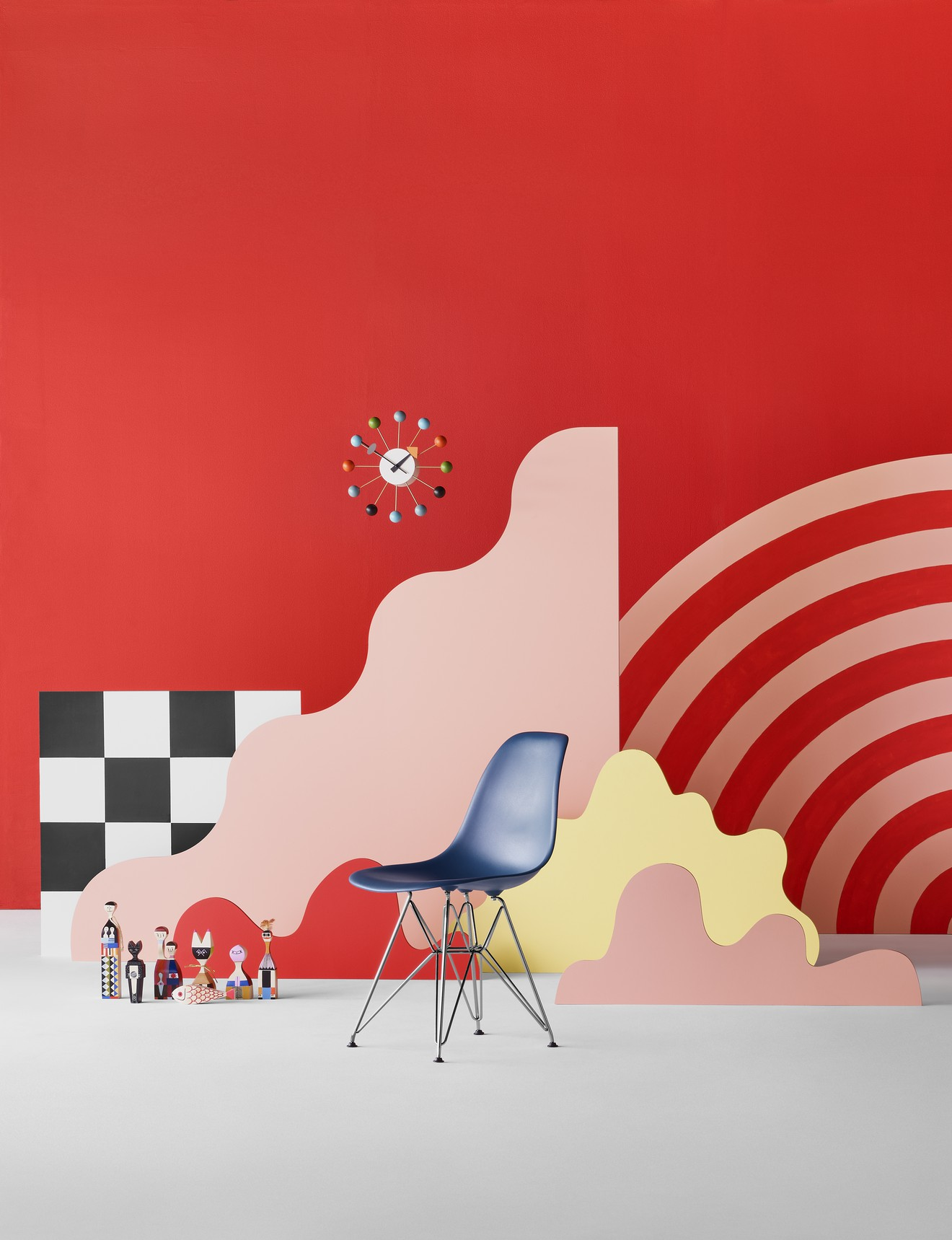 Herman Miller x Wade and Leta Holiday Campaign 2019 image